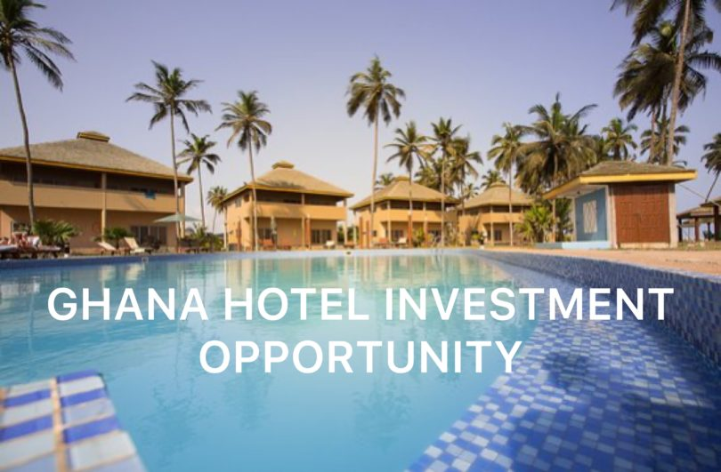 Resort for sale Ghana, Africa